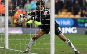 Debutant Konstantopoulos makes a clanger to gift Wolves a Point